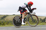 Daniel Martin (IRL - UAE Team Emirates) during the 105th Edition of Tour de France 2018, cycling race stage 20, time trial, Saint Pee sur Nivelle - Espelette (31 km) on July 28, 2018 in Espelette, France - Photo Luca Bettini / BettiniPhoto / ProSportsImages / DPPI