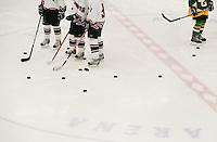 Girls Varsity Hockey Concord versus Bishop Guertin Saturday,  December 17, 2011.