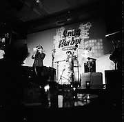 NEW ORLEANS, LA – OCTOBER 28, 2009: Live music is performed at Snug Harbor on Frenchmen Steret.