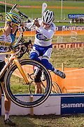CZECH REPUBLIC / TABOR / WORLD CUP / CYCLING / WIELRENNEN / CYCLISME / CYCLOCROSS / VELDRIJDEN / WERELDBEKER / WORLD CUP / COUPE DU MONDE / #2 / MIKE TEUNISSEN (NED) /