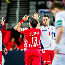 20180126: CRO, Handball - EHF Euro Croatia 2018 - Croatia vs Czech Republic