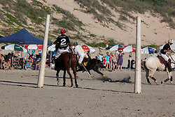 Marilyn Paspaley sponsored Broome's inauguaral Beach Polo event on Broome's iconic Cable Beach on Sunday 23rd May 2010.  The polo is slated to become an annual event.