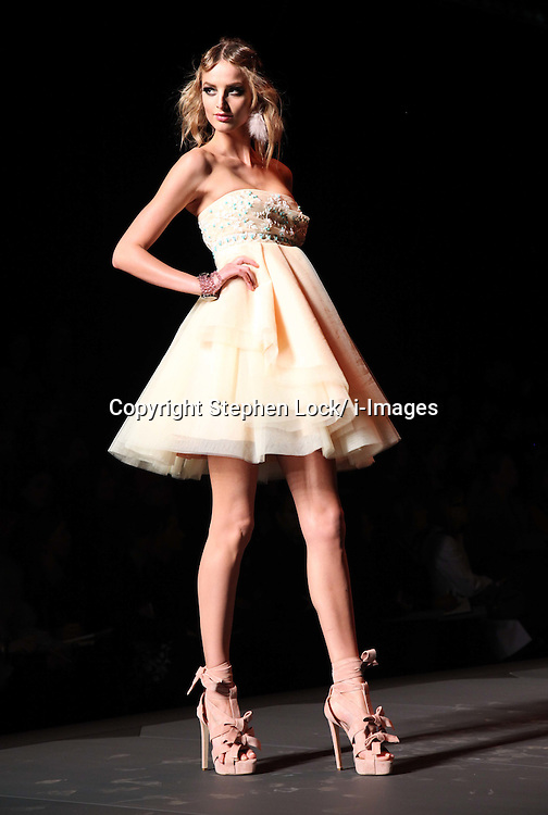 Christian Dior Ready to Wear, Autumn/Winter 2011 Photo by: Stephen Lock/i-Images