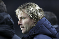 December 15, 2018 - Turin, Piedmont, Italy - Pavel Nedved, vice-president of Juventus FC, before the Serie A football match between Torino FC and Juventus FC at Olympic Grande Torino Stadium on December 15, 2018 in Turin, Italy. Torino lost 0-1 against Juventus. (Credit Image: © Massimiliano Ferraro/NurPhoto via ZUMA Press)