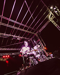 Japandroids perform at The Treasure Island Music Festival - San Francisco, CA - 10/20/13