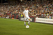 July 24th, 2012:  Swansea City AFC midfielder Ben Davies (33) in the Colorado Rapids 2-1 win over Swansea City AFC in a international friendly soccer match in Denver, CO.