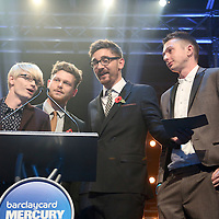 Mercury Prize 2012 Show
