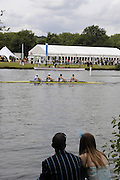 Henley, GREAT BRITAIN, GV of Henley regatta course,   2008 Henley Royal Regatta, on  Friday, 04/07/2008,  Henley on Thames. ENGLAND. [Mandatory Credit:  Peter SPURRIER / Intersport Images] Rowing Courses, Henley Reach, Henley, ENGLAND . HRR