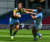 Jun 25, 2016-Rugby-World U20 Championship-Argentina vs South Africa