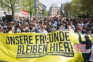Berlin school strike, 24.04.15