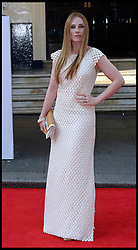 Rosie Marcel arrives for the BAFTA TV Awards at the Theatre Royal, London, United Kingdom. Sunday, 18th May 2014. Picture by Andrew Parsons / i-Images
