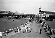 08/08/1967<br /> 08/08/1967<br /> 08 August 1967<br /> R.D.S. Horse Show, Ballsbridge, Dublin. A general view os the Horse Show grounds.
