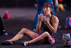 Aya Onoe of Japan during Qualifications of Adidas RockStars 2018, on September 21, 2018 in Porsche-Arena, Stuttgart, Germany. Photo by Urban Urbanc / Sportida