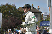 Chris Read during the Specsavers County Champ Div 2 match between Sussex County Cricket Club and Nottinghamshire County Cricket Club at the 1st Central County Ground, Hove, United Kingdom on 28 September 2017. Photo by Simon Trafford.