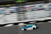 January 7-10, 2016: IMSA WeatherTech Series ROAR: #21 Jim Michaelian, Emanuele Busnelli, Konrad Motorsport, Lamborghini Huracán GT3
