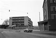 Beckers färgfabrik i Gröndal