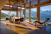Gardner Residence, Villars-Gryon, Switzerland | Foster+Partners - BFLS - Callender Howorth