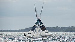 2012 Olympic Games London / Weymouth<br /> <br /> Star practice race<br /> StarGREPapathanasiou Emilios, TZORTZIS ANTONIOS<br /> StarGBRPercy Iain, Simpson Andrew