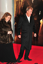 © Licensed to London News Pictures. 13/12/2011. London, England.Jeremy Clarkson attends the UK premiere of Mission Impossible - Ghost Protocol at the IMAX in London .  Photo credit : ALAN ROXBOROUGH/LNP