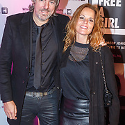 NLD/Laren/20151101 - 10de Free a Girl gala 2015, Ruud de Wild en partner Ilse Knijn