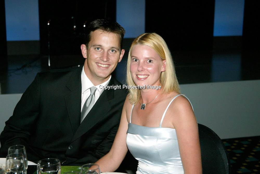 3 April 2003, Cricket, New Zealand Cricket Awards Dinner, Crowne Plaza Hotal, Auckland, New Zealand.<br />