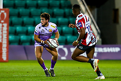 Sam Maunder of Exeter Chiefs - Mandatory by-line: Robbie Stephenson/JMP - 13/09/2019 - RUGBY - Franklin's Gardens - Northampton, England - Exeter Chiefs 7s v Gloucester Rugby 7s - Premiership Rugby 7s