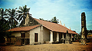Dutch Reformed Church. Kalpitiya