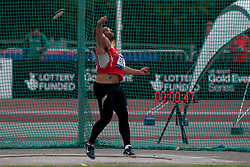 LOPEZ GONZALEZ Kim, 2014 IPC European Athletics Championships, Swansea, Wales, United Kingdom