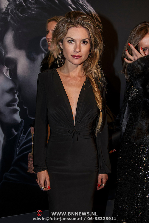 NLD/Amsterdam/20150211 - Premiere Fifty Shades of Grey, Lauren Verster