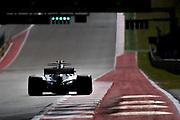 October 19-22, 2017: United States Grand Prix. Valtteri Bottas (FIN), Mercedes AMG Petronas Motorsport, F1 W08