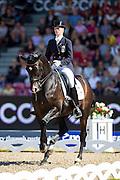 Nathalie zu Sayn Wittgenstein - Digby<br /> FEI European Championships 2013<br /> © DigiShots