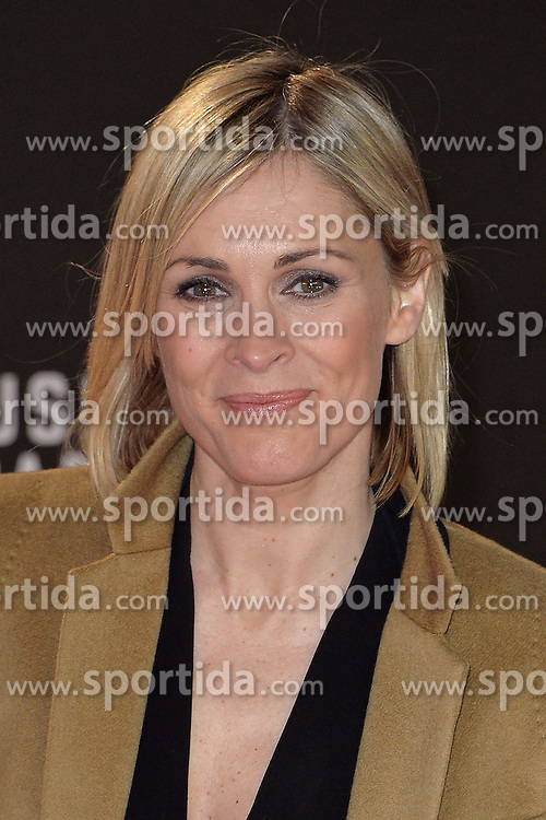 Jenni Falconer attends the World Premiere of 'House of Cards' Season 3 at The Empirem Leicester Square in London, England. 26th February 2015. EXPA Pictures &copy; 2015, PhotoCredit: EXPA/ Photoshot/ James Warren<br /> <br /> *****ATTENTION - for AUT, SLO, CRO, SRB, BIH, MAZ only*****