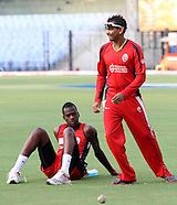 CLT20 - Trinidad & Tobago nets Chennai 1st Oct