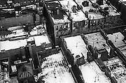 In January 1996, a winter blizzard dumped ~20 inches of snow on New York City, closing schools and disrupting traffic.