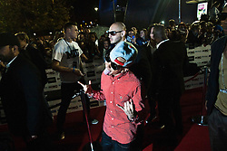 Dappy..Arrivals on the red carpet at the MOBO Awards 2011 at the SECC on October 5, 2011 in Glasgow, Scotland..Pic © Michael Schofield.