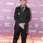NLD/Amsterdam/20180213 - Edison Pop Awards 2018, Douwe Bob