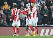 Stoke City v West Bromwich Albion 281214
