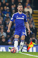 Gary Cahill of Chelsea during the FA Cup match at Stamford Bridge, London<br /> Picture by David Horn/Focus Images Ltd +44 7545 970036<br /> 04/01/2015