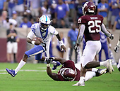 October 6, 2018: Kentucky vs Texas A&M