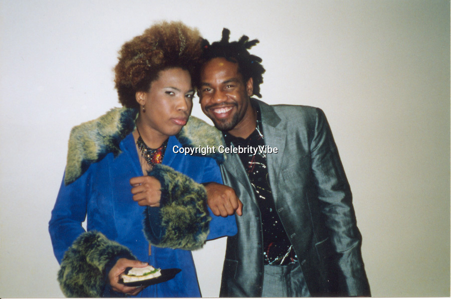 Macy Gray and Lokkee Productions CEO Unik<br />