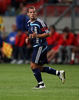 Photo: Maarten Straetemans.<br /> Ajax v Athletico Madrid. LG Amsterdam Tournament. 02/08/2007.<br /> Wesley Sneijder (Ajax)