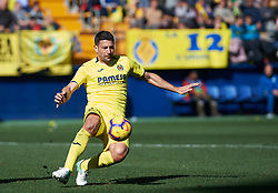 February 3, 2019 - Villarreal, Castellon, Spain - Daniele Bonera of Villarreal during the La Liga match between Villarreal and Espanyol at Estadio de la Ceramica on February 3, 2019 in Vila-real, Spain. (Credit Image: © Maria Jose Segovia/NurPhoto via ZUMA Press)