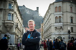 Portrait of Andrew Fenton, head coach of Slovenian Rugby team, on November 16, 2016 in Ljubljana, Slovenia. Photo by Vid Ponikvar / Sportida