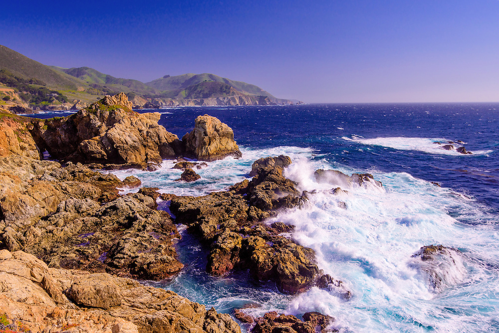 Rocky Point Restaurant,  Rocky Point, Carmel by the Sea, California