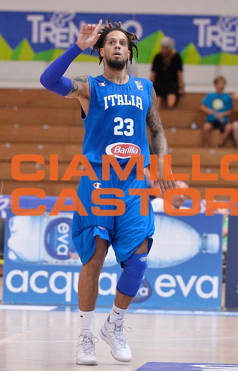 DESCRIZIONE : Trento Nazionale Italia Uomini Trentino Basket Cup Italia Austria Italy Austria <br /> GIOCATORE : Daniel Hackett<br /> CATEGORIA : schema<br /> SQUADRA : Italia Italy<br /> EVENTO : Trentino Basket Cup<br /> GARA : Italia Austria Italy Austria<br /> DATA : 31/07/2015<br /> SPORT : Pallacanestro<br /> AUTORE : Agenzia Ciamillo-Castoria/R.Morgano<br /> Galleria : FIP Nazionali 2015<br /> Fotonotizia : Trento Nazionale Italia Uomini Trentino Basket Cup Italia Austria Italy Austria