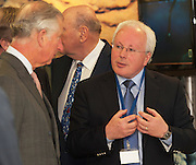 19/05/2015   HRH The Prince of Wales on his visit to the Marine Institute where he met Paul Connolly Director Marine Institute.  Photo: Andrews Downes XPOSURE