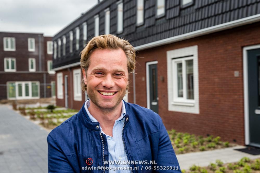 NLD/Utrecht/20170412 - Presentator RTL Woonmagazine Michiel de Zeeuw