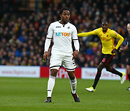 Watford v Swansea City 30 Dec 2017