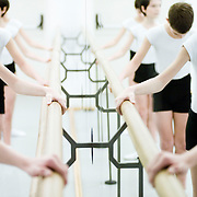 first steps in to ballet, Milan