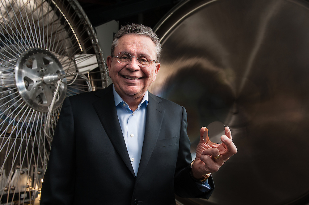 Tom Gutlerres, President of GT Advanced Technologies